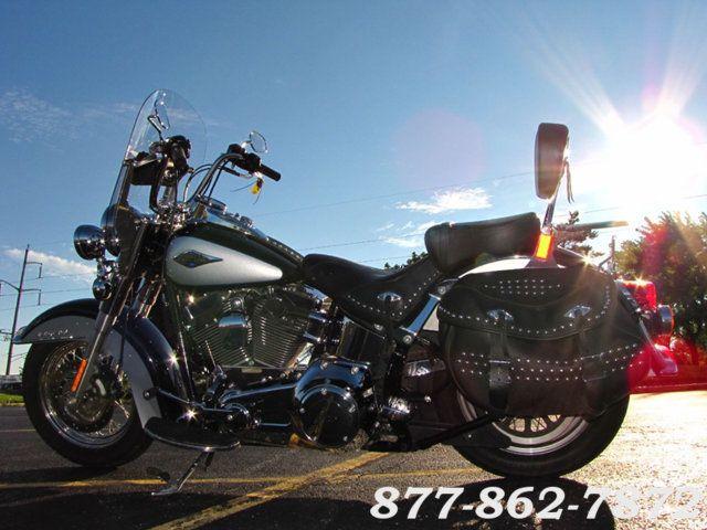 2012 Harley-Davidson HERITAGE SOFTAIL CLASSIC FLSTC HERITAGE SOFTAIL McHenry, Illinois 42