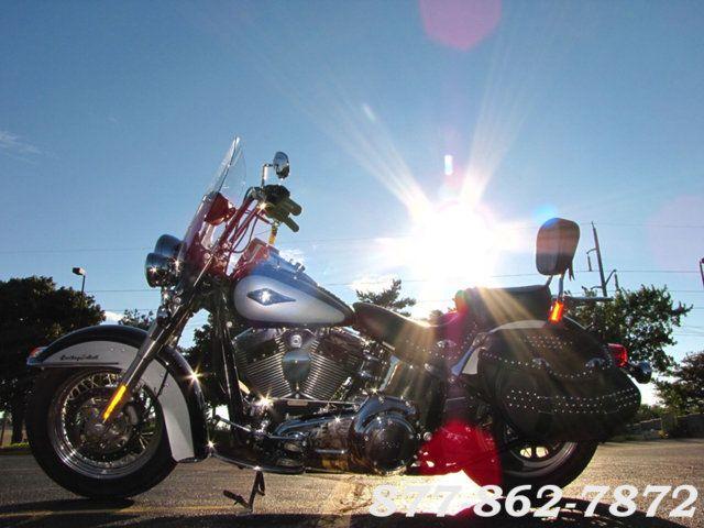 2012 Harley-Davidson HERITAGE SOFTAIL CLASSIC FLSTC HERITAGE SOFTAIL McHenry, Illinois 45