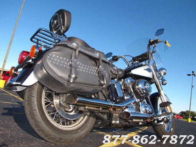 2012 Harley-Davidson HERITAGE SOFTAIL CLASSIC FLSTC HERITAGE SOFTAIL McHenry, Illinois 7
