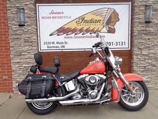 2012 Harley Davidson Heritage Softail Classic  in Tulsa, Oklahoma