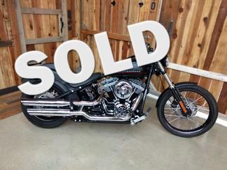 2012 Harley-Davidson Softail® Blackline® Anaheim, California
