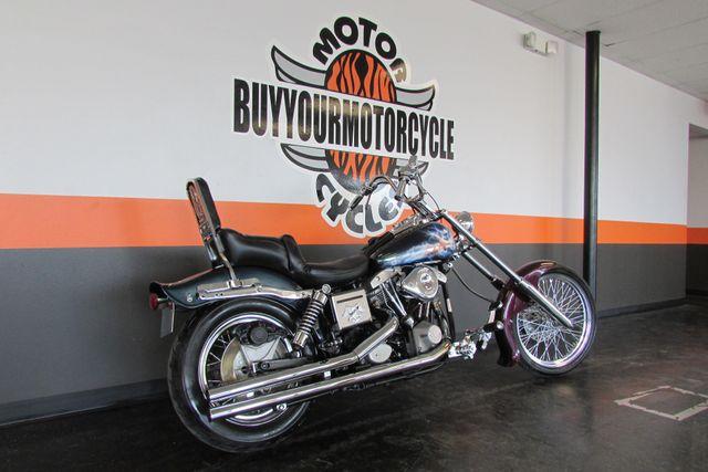 1982 Harley Davidson WIDE GLIDE  FXE Arlington, Texas 1