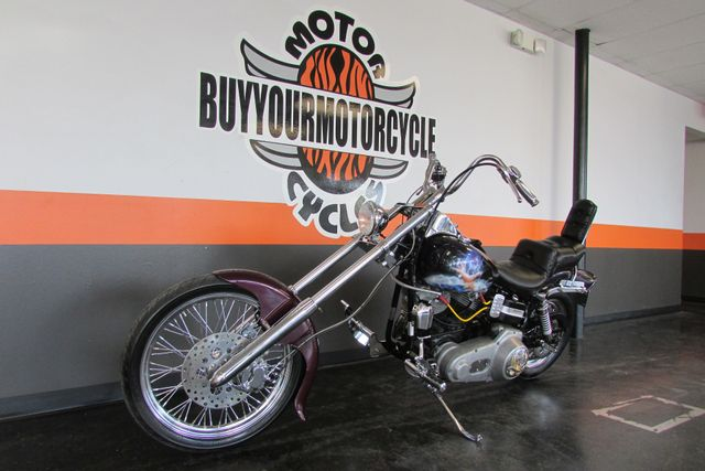 1982 Harley Davidson WIDE GLIDE  FXE Arlington, Texas 27