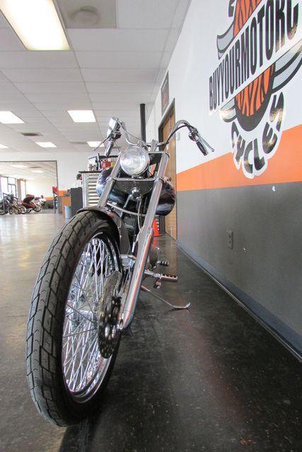 1972 Harley Davidson Shovel Head FXE Arlington, Texas 3