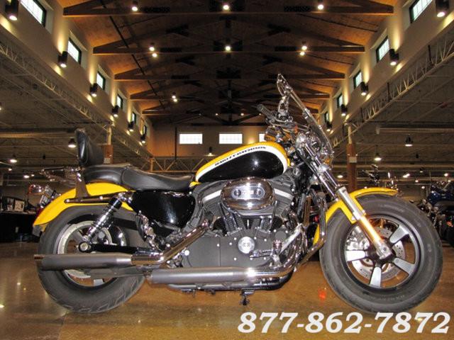 2012 Harley-Davidson SPORTSTER 1200 CUSTOM XL1200C 1200 CUSTOM XL1200C Chicago, Illinois 0