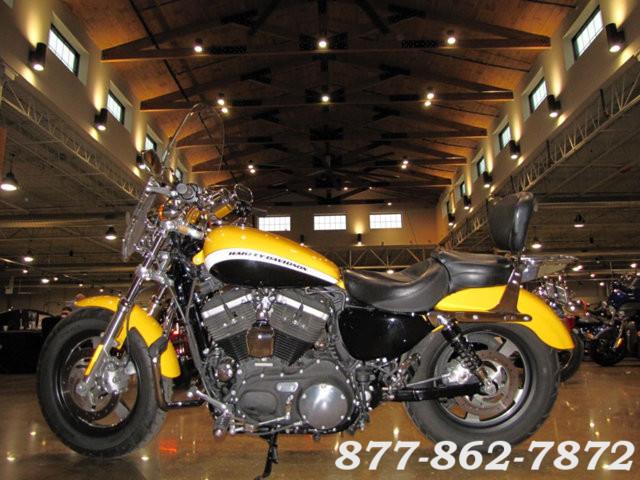 2012 Harley-Davidson SPORTSTER 1200 CUSTOM XL1200C 1200 CUSTOM XL1200C McHenry, Illinois 1