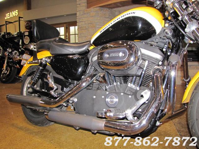 2012 Harley-Davidson SPORTSTER 1200 CUSTOM XL1200C 1200 CUSTOM XL1200C Chicago, Illinois 25