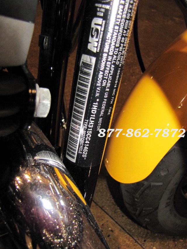 2012 Harley-Davidson SPORTSTER 1200 CUSTOM XL1200C 1200 CUSTOM XL1200C Chicago, Illinois 29