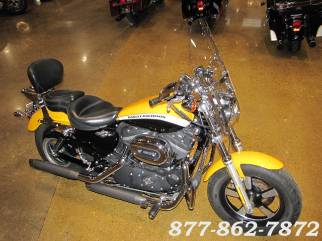 2012 Harley-Davidson SPORTSTER 1200 CUSTOM XL1200C 1200 CUSTOM XL1200C Chicago, Illinois 30