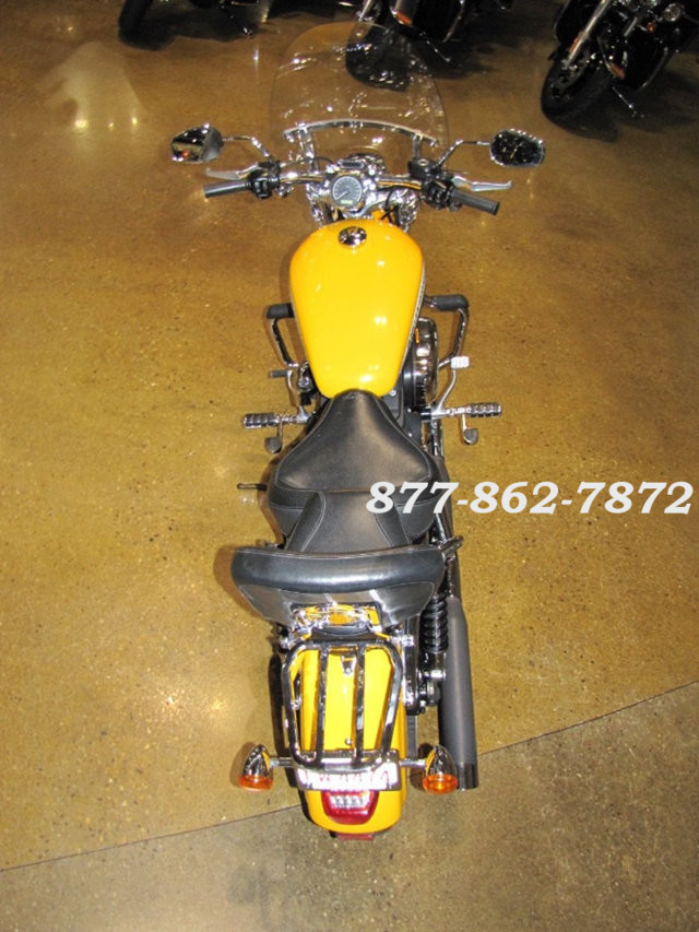 2012 Harley-Davidson SPORTSTER 1200 CUSTOM XL1200C 1200 CUSTOM XL1200C Chicago, Illinois 34