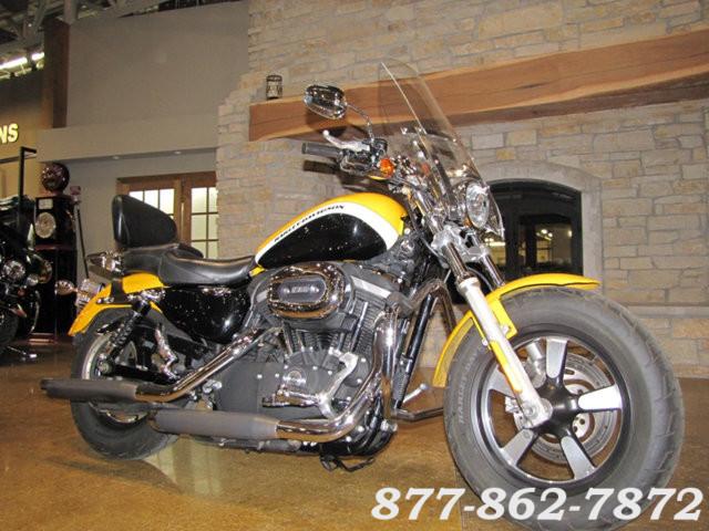 2012 Harley-Davidson SPORTSTER 1200 CUSTOM XL1200C 1200 CUSTOM XL1200C Chicago, Illinois 36