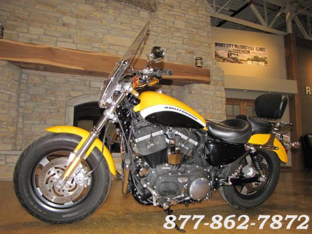 2012 Harley-Davidson SPORTSTER 1200 CUSTOM XL1200C 1200 CUSTOM XL1200C Chicago, Illinois 38