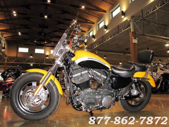2012 Harley-Davidson SPORTSTER 1200 CUSTOM XL1200C 1200 CUSTOM XL1200C Chicago, Illinois 4