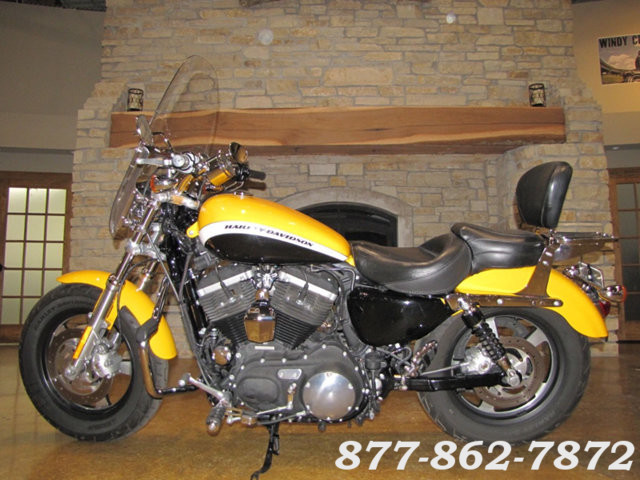 2012 Harley-Davidson SPORTSTER 1200 CUSTOM XL1200C 1200 CUSTOM XL1200C Chicago, Illinois 42