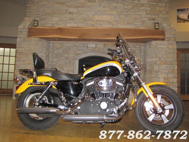 2012 Harley-Davidson SPORTSTER 1200 CUSTOM XL1200C 1200 CUSTOM XL1200C Chicago, Illinois 43