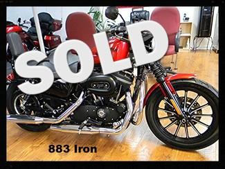 2012 Harley Davidson Sportster 883 Iron XL883N Pompano, Florida