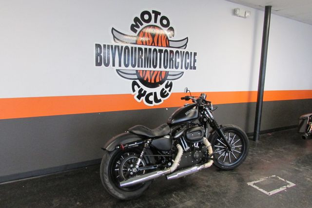2012 Harley-Davidson Sportster® Iron 883™ Arlington, Texas 1