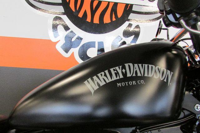 2012 Harley-Davidson Sportster® Iron 883™ Arlington, Texas 16
