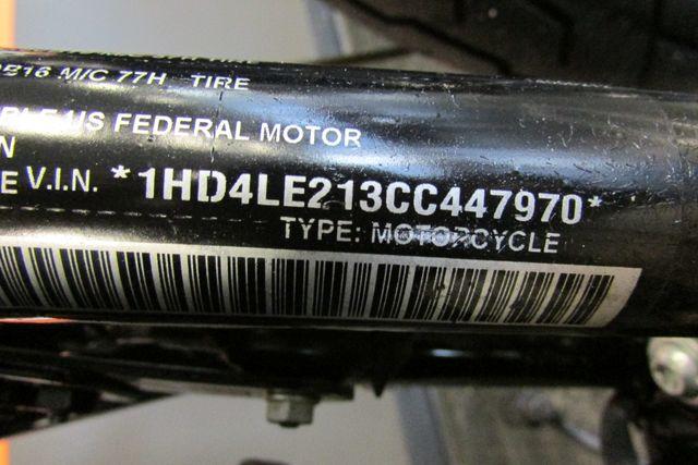 2012 Harley-Davidson Sportster® Iron 883™ Arlington, Texas 17