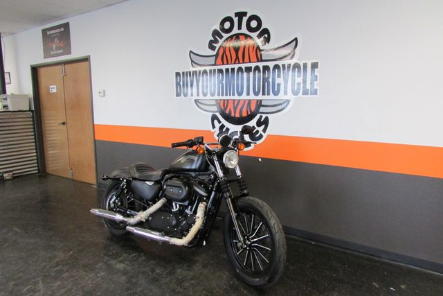 2012 Harley-Davidson Sportster® Iron 883™ Arlington, Texas 3