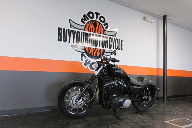 2012 Harley-Davidson Sportster® Iron 883™ Arlington, Texas 26