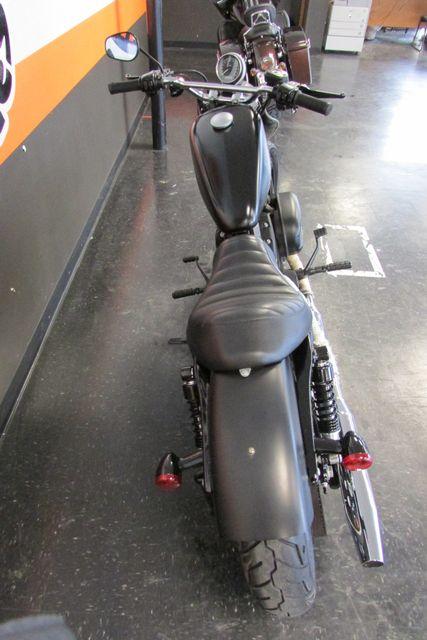 2012 Harley-Davidson Sportster® Iron 883™ Arlington, Texas 10
