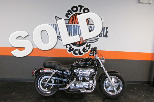 2012 Harley-Davidson Sportster® 1200 Custom Arlington, Texas 0