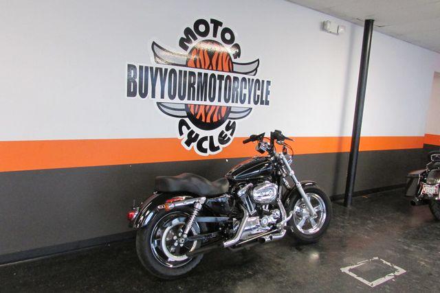2012 Harley-Davidson Sportster® 1200 Custom Arlington, Texas 2