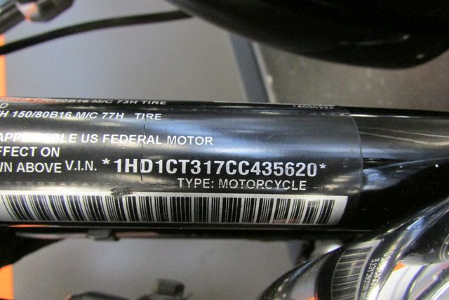 2012 Harley-Davidson Sportster® 1200 Custom Arlington, Texas 18