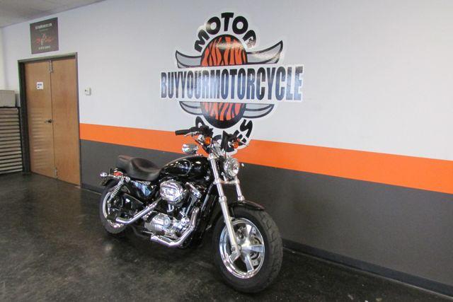 2012 Harley-Davidson Sportster® 1200 Custom Arlington, Texas 3