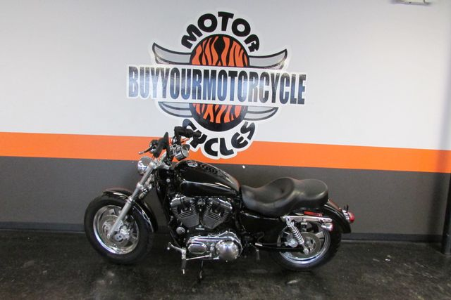 2012 Harley-Davidson Sportster® 1200 Custom Arlington, Texas 25