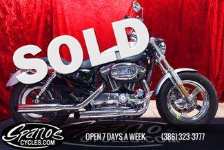 2012 Harley-Davidson Sportster® 1200 Custom   Daytona Beach, FL   Spanos Motors-[ 2 ]