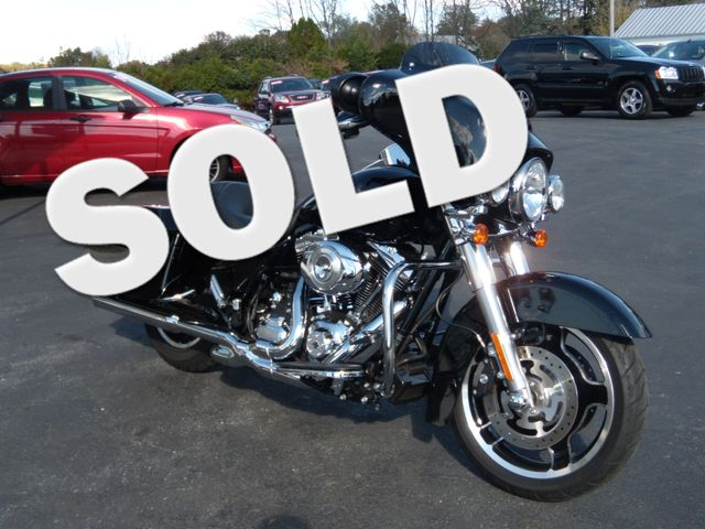 2012 Harley-Davidson Street Glide™ Base Ephrata, PA 0