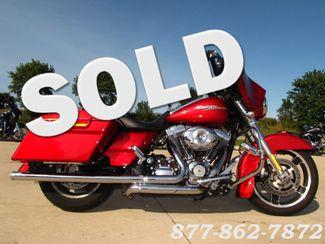2012 Harley-Davidson STREET GLIDE FLHX STREET GLIDE FLHX McHenry, Illinois