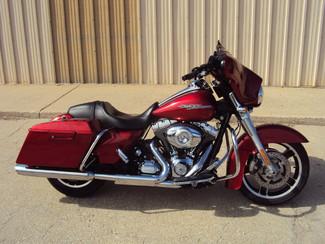 2012 Harley Davidson STREET GLIDE Hutchinson, Kansas