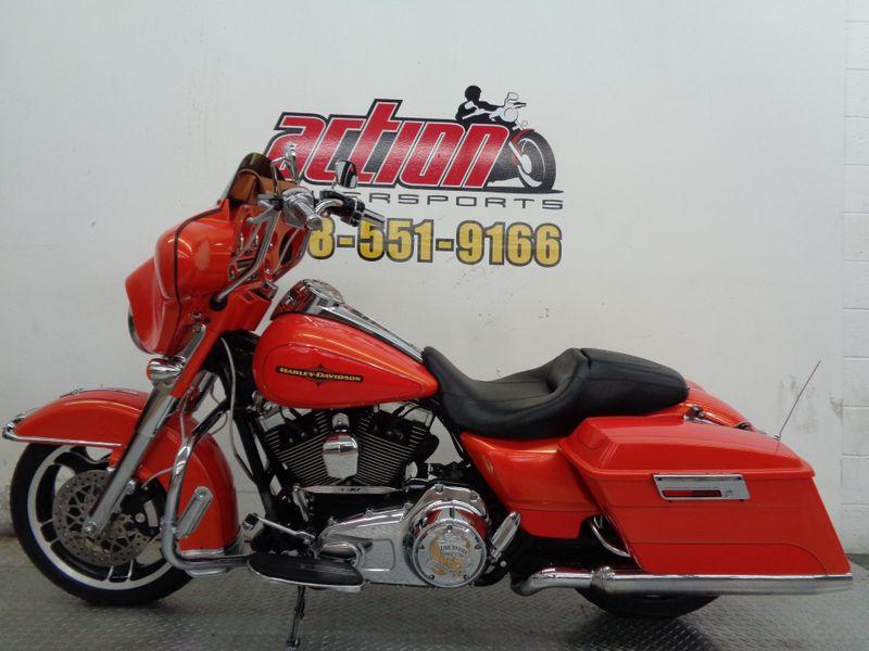 2012 Harley Davidson Street Glide   Oklahoma  Action PowerSports  in Tulsa, Oklahoma