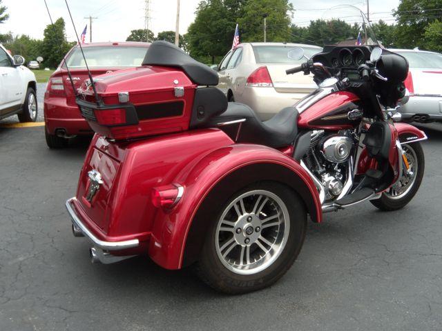 2012 Harley-Davidson Trike Tri Glide™ Ultra Classic® Ephrata, PA 2