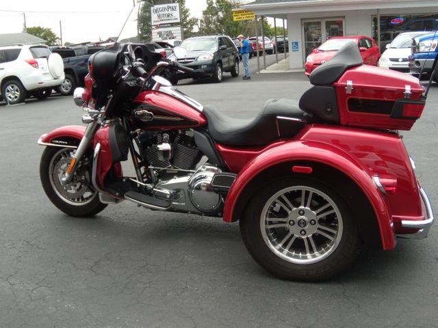 2012 Harley-Davidson Trike Tri Glide™ Ultra Classic® Ephrata, PA 5