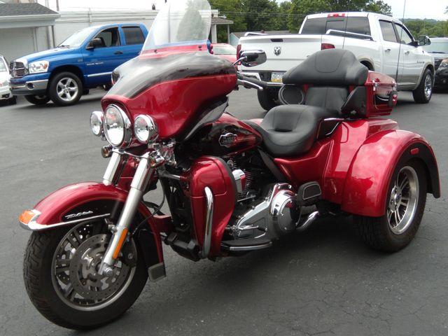 2012 Harley-Davidson Trike Tri Glide™ Ultra Classic® Ephrata, PA 6