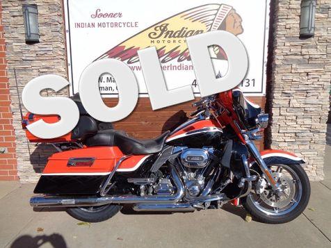 2012 Harley Davidson Ultra Classic CVO in Tulsa, Oklahoma