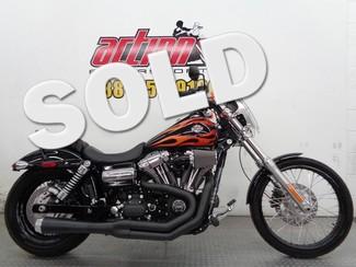 2012 Harley Davidson Wide Glide Dyna in Tulsa,, Oklahoma