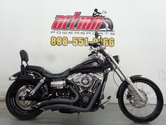 2012 Harley Davidson Wide Glide in Tulsa, Oklahoma