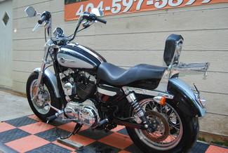 2012 Harley Davidson XL1200CP Sportster 1200 Custom Jackson, Georgia 10
