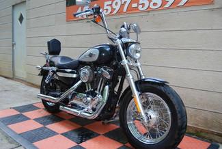 2012 Harley Davidson XL1200CP Sportster 1200 Custom Jackson, Georgia 2