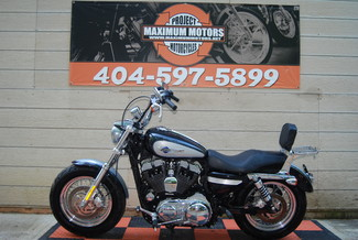 2012 Harley Davidson XL1200CP Sportster 1200 Custom Jackson, Georgia 8