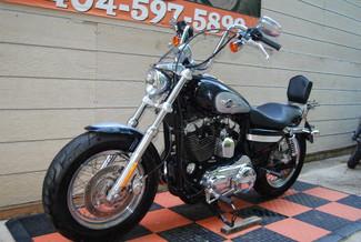 2012 Harley Davidson XL1200CP Sportster 1200 Custom Jackson, Georgia 9