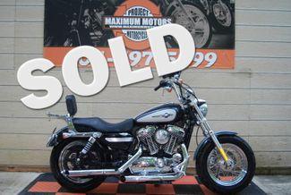 2012 Harley Davidson XL1200CP Sportster 1200 Custom Jackson, Georgia
