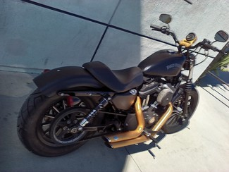 2012 Harley Davidson XL883N - SPORTSTER IRON 883 South Gate, CA 3
