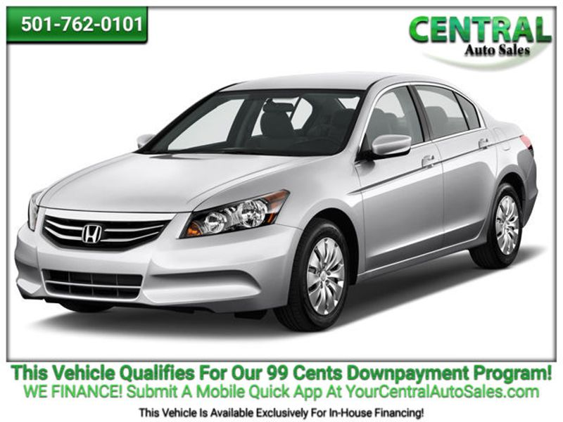 2012 Honda Accord SE | Hot Springs, AR | Central Auto Sales in Hot Springs AR