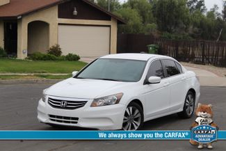 2012 Honda ACCORD LX SEDAN AUTOMATIC ONLY 84K MLS SALVAGE TITLE Woodland Hills, CA